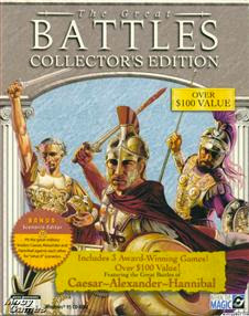 The Great Battles: Collectors Edition   PC