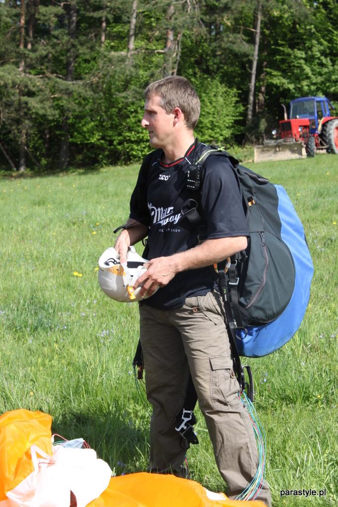 Szkolenia paralotniowe Maj 2011 - IMG_6053.JPG