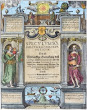 From Schweighardt Speculum Sophicum Rhodostauroticum 1618