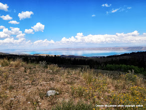 Photo: Clouds over Bear Lake