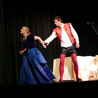 2010 Play - Taming of the Shrew