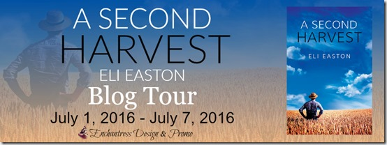A Second Harvest Blog Tour Banner Banner