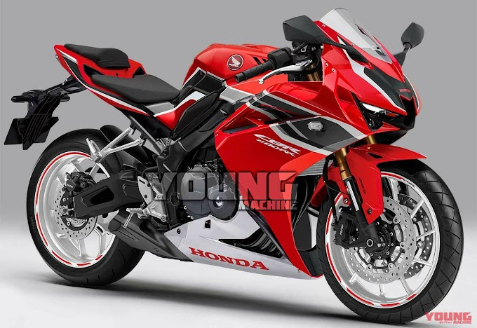 Honda will develop the latest all-new CBR400RR 4-cylinder model for 2022!