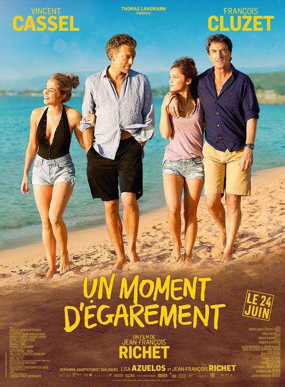 Θα Μείνει Μεταξύ Μας (Un Moment D'égarement) Poster