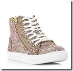 Steve Madden Glitter Sneakers
