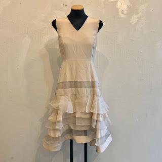 Charles Youssef NEW Blush Dress