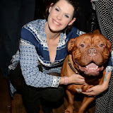 WWW.ENTSIMAGES.COM -      Fifi Geldof  at    Christmas with the K9 Angels at The Bridge Pub and Dining Rooms Casteinau Barnes London December 10th 2014                                                 Photo Mobis Photos/OIC 0203 174 1069
