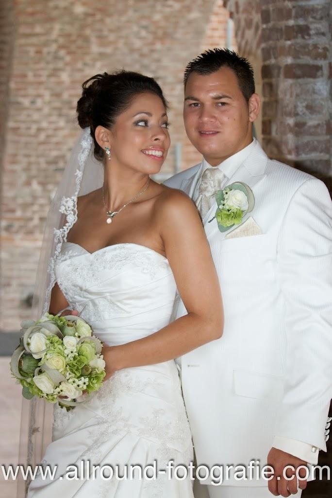 Bruidsreportage (Trouwfotograaf) - Foto van bruidspaar - 054