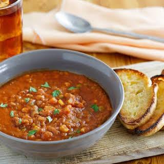 Budget Friendly & Delicious Lentil Stew.