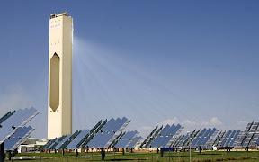 Planta Solar de 700 MW Sin Agua se Completará en 2013
