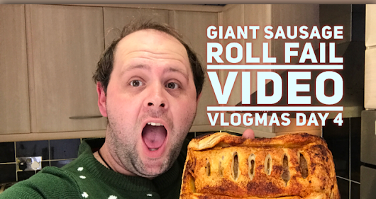 How To Make A Giant Festive Sausage Roll