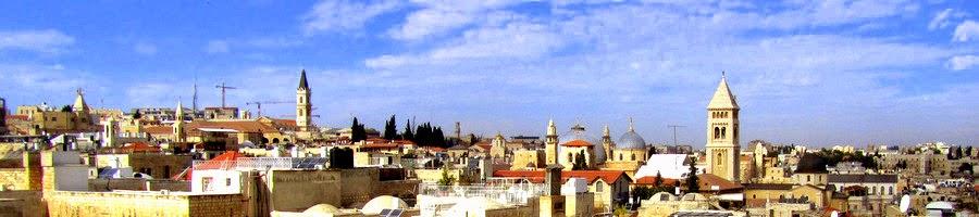 Экскурсия Небесный Иерусалим. Иерусалим трех религий. Гид в Иерусалиме Светлана Фиалкова