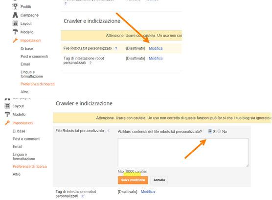 personalizzare-file-robots-txt