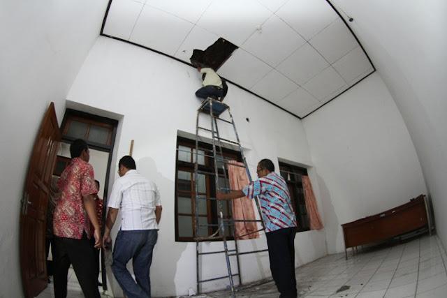 Tim Survei Mulai Inventarisir Aset DPRD Ngawi