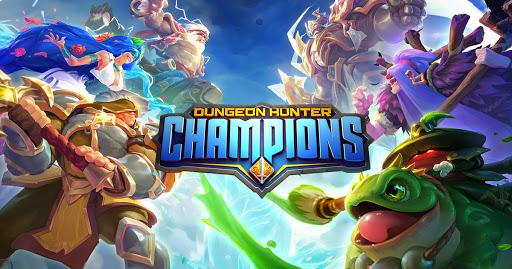 Dungeon Hunter Champions APK DATA OBB