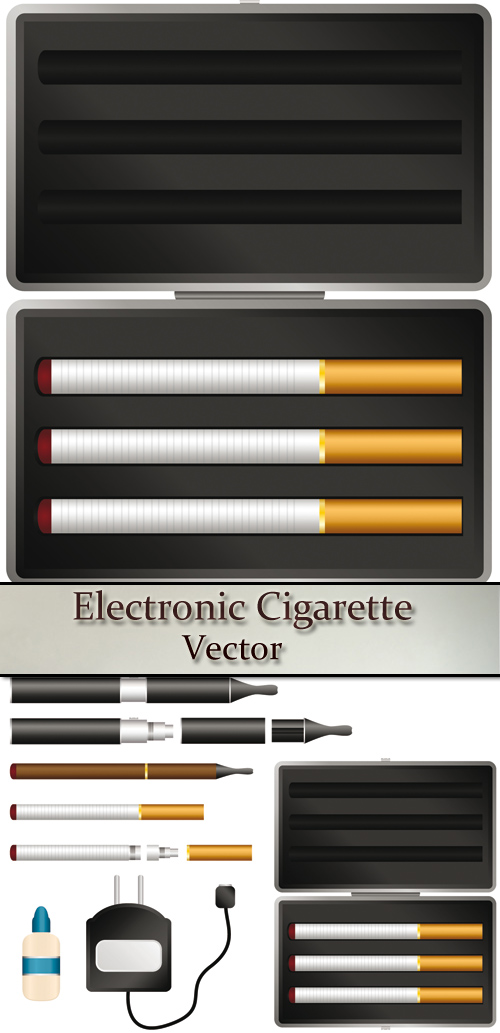 Stock: Electronic Cigarette