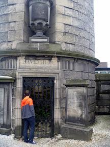 Hume's memorial