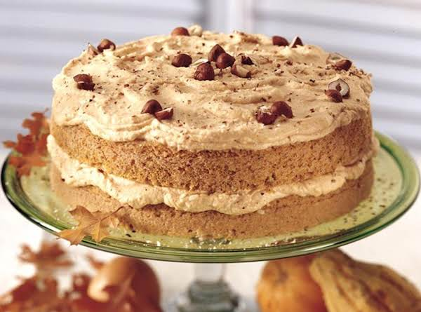 Pumpkin Pumpkin Nut Torte Recipe