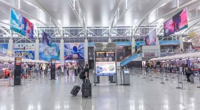 COVID-19: Passengers should arrive 90 mins before flights -Minister