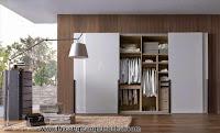 Những mẫu tủ quần áo thông minh cho phòng ngủ nhỏ - Thi công trang tri nội thất