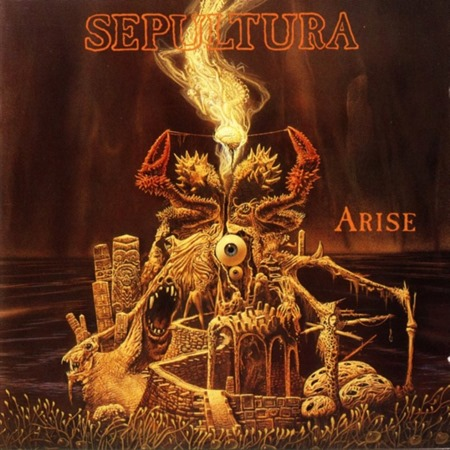1991 - Arise - Sepultura