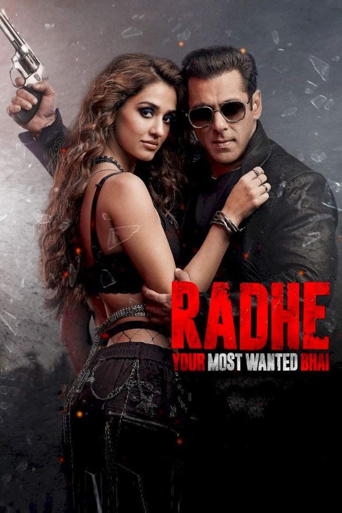 Movie: Radhe (2021)