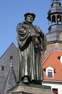 Dr. Martin Luther, Eisleben, Germany
