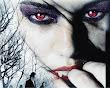 White Vampir Lady