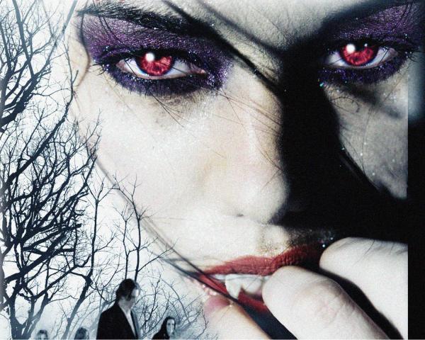 White Vampir Lady, Vampire Girls 2
