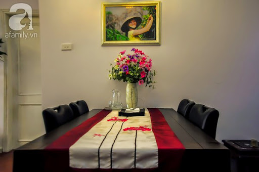 """Ngắm căn hộ """"đẹp không tì vết"""" tại Văn Khê, Hà Nội-6"""