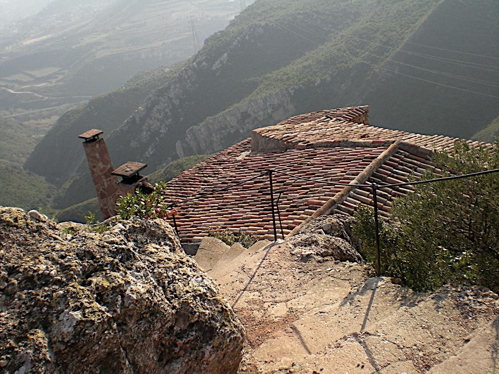 Sortida Sant Salvador de les espasses 2006 - CIMG8284.JPG