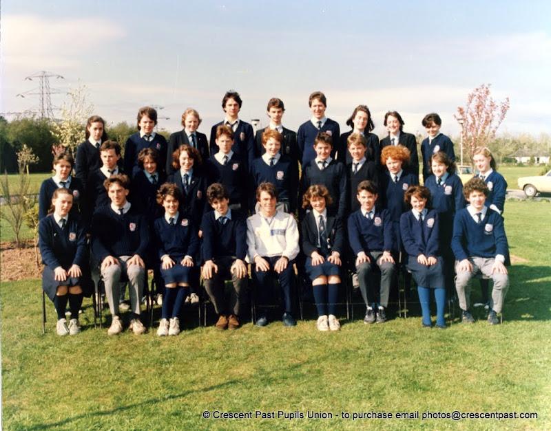 1985 school photos crescent past pupils union