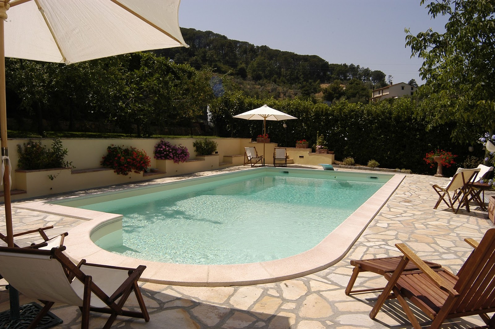 villa di mosciano in scandicci in der toskana vacavilla. Black Bedroom Furniture Sets. Home Design Ideas