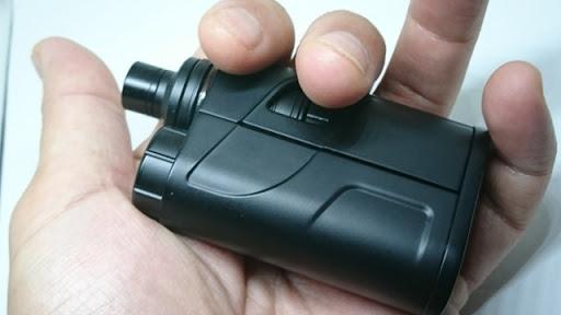 DSC 3233 thumb%255B2%255D - 【MOD】「Eleaf iKONN Total with Ello Mini XL/5.5ml/2.0mlスターターキット」レビュー!ステルス小型な新世代のPicoクラスキット!!Kayfun V5搭載可能【爆煙/ステルス/電子タバコ/VAPE】