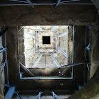 Refuerzos de una torre lateral de la Catedral