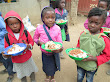 Educ: Alimentação Escolar - SLM, Chokwe, Jul 2016