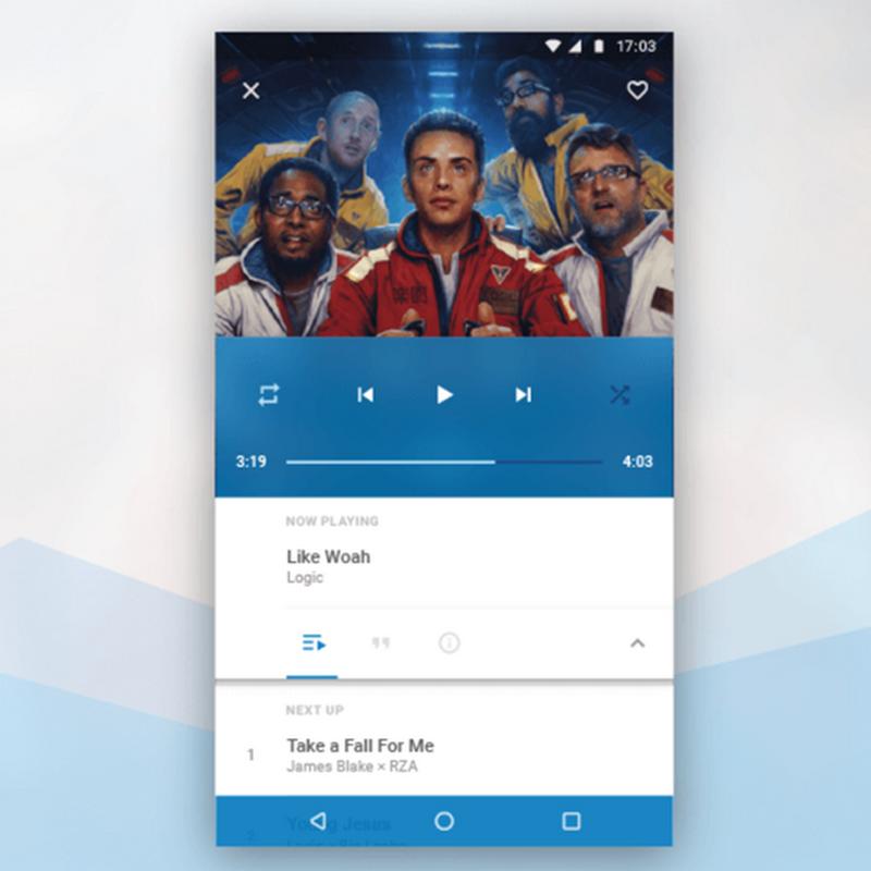 #UIfania, ejemplos de modernos diseños de interfaces de usuario