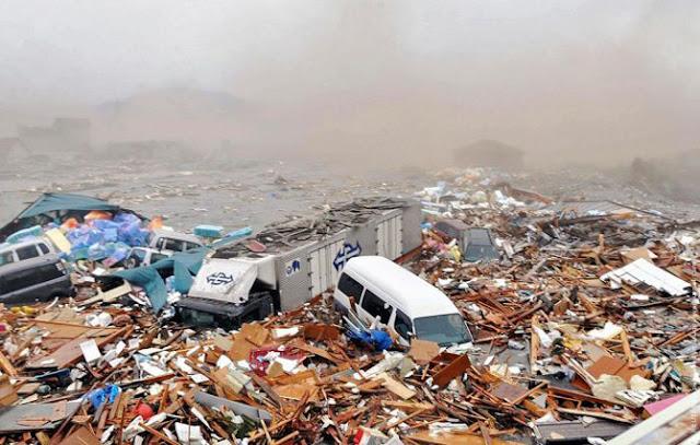 Tsunami – Japão 2011 - As melhores imagens da tragedia... Fotos-do-japao-12