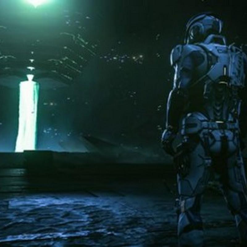 Sehen Sie sich Mass Effect: Andromeda in Aktion an – 5 Minuten Gameplay
