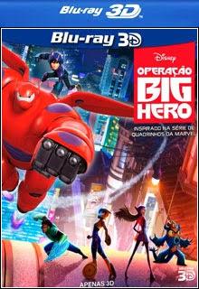 Operação Big Hero 3D BD-R FULL