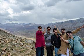 Selfiiieeee at Babusar top