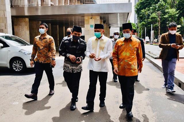 Kemenkop-UKM Jalin Kemitraan dengan Masjid Istiqlal untuk Pemberdayaan UMKM