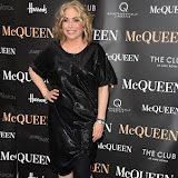 OIC - ENTSIMAGES.COM - Brix Smith -Start attends  McQueen - press night at Theatre Royal Haymarket on the 27th August 2015. Photo Mobis Photos/OIC 0203 174 1069