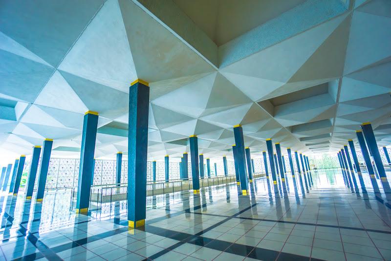 クアラルンプール 国立モスク12