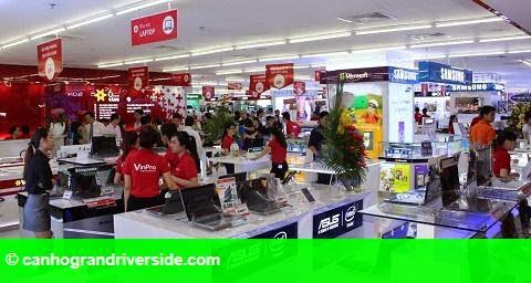 Hình 1: Chuỗi siêu thị điện máy VinPro: Tham vọng lớn của thương hiệu trẻ