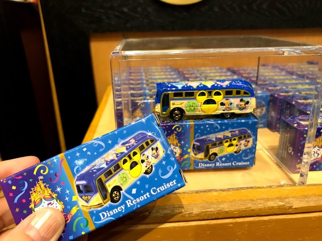 限定トミカ!東京ディズニーリゾート35周年グッズ 超豪華!お祝い