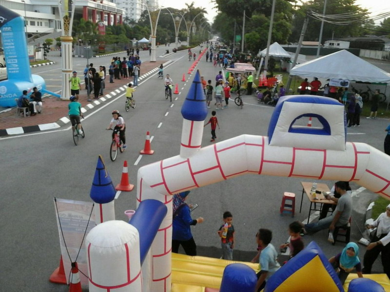 Ipoh car free day