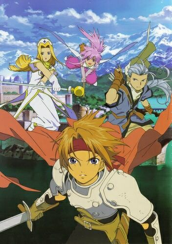 Tales of Phantasia The Animation- Tales of Phantasia The Animation