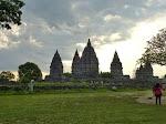 3. Indonésie - Java - Prambanan