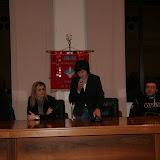 Presentazione Manifesto AVIS Osimo - Giacomo Borghi - 12 febbraio 2011 - Foto Domenico Cappella
